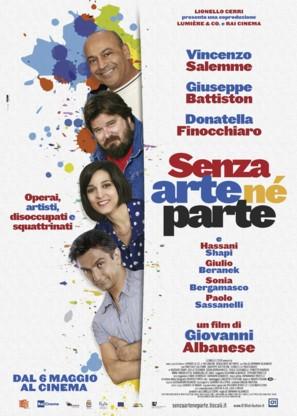 Senza arte né parte - Italian Movie Poster (thumbnail)