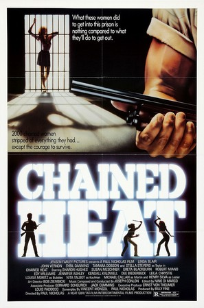 Chained Heat - Movie Poster (thumbnail)