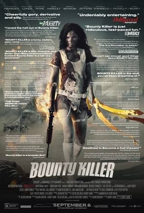 Bounty Killer - Movie Poster (thumbnail)