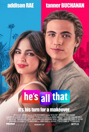 He's All That - Movie Poster (thumbnail)