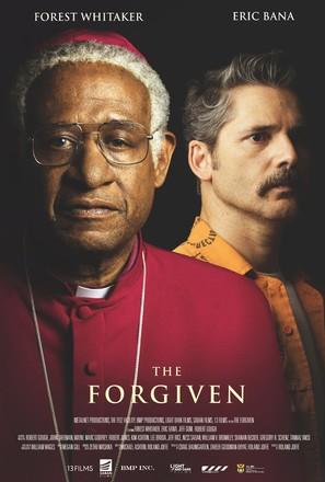 The Forgiven - British Movie Poster (thumbnail)