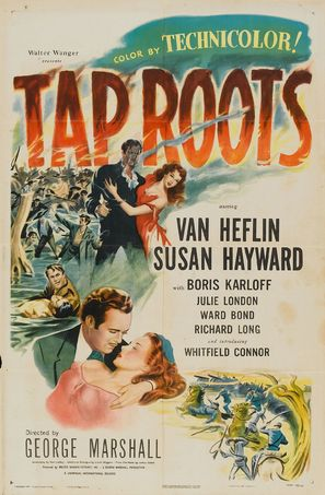 Tap Roots - Movie Poster (thumbnail)
