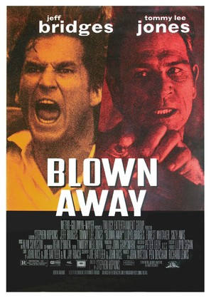 Blown Away - Movie Poster (thumbnail)