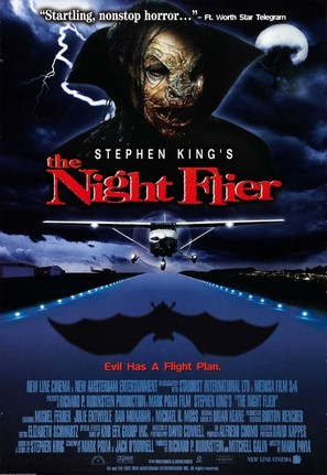 The Night Flier - Movie Poster (thumbnail)