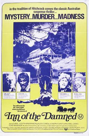 Inn of the Damned - Australian Movie Poster (thumbnail)