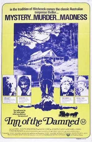 Inn of the Damned - Australian Movie Poster (thumbnail)