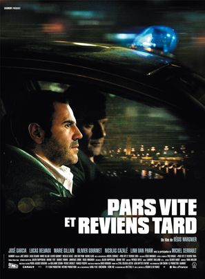 Pars vite et reviens tard - French Movie Poster (thumbnail)