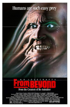From Beyond - Movie Poster (thumbnail)