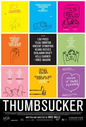 Thumbsucker - poster (thumbnail)