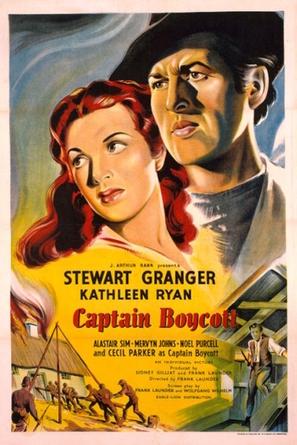 Captain Boycott - Movie Poster (thumbnail)