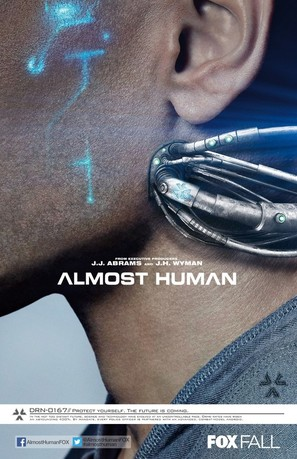 """Almost Human"" - Movie Poster (thumbnail)"