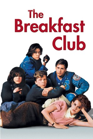 The Breakfast Club - Video on demand movie cover (thumbnail)