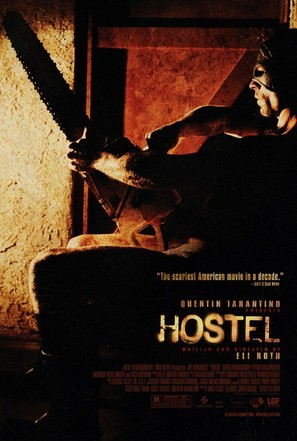 Hostel - Movie Poster (thumbnail)