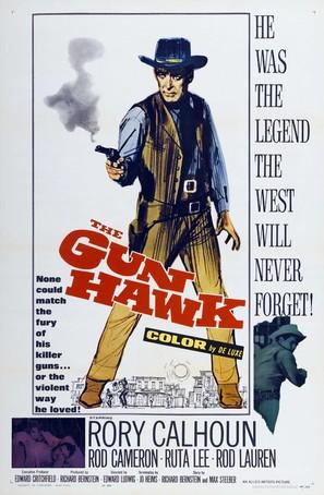 The Gun Hawk - Movie Poster (thumbnail)