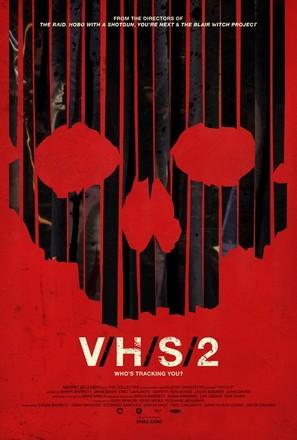 V/H/S/2 - Movie Poster (thumbnail)