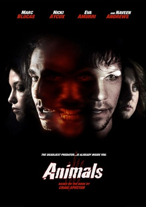 Animals - DVD movie cover (thumbnail)