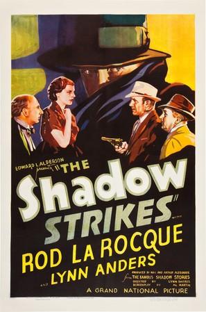 The Shadow Strikes - Movie Poster (thumbnail)