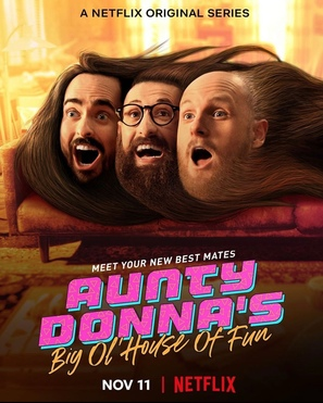 """Aunty Donna's Big Ol' House of Fun"""
