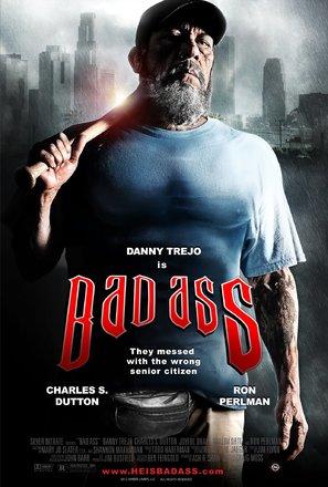 Bad Ass - Movie Poster (thumbnail)