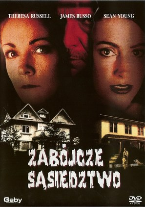 The House Next Door - Polish Movie Cover (thumbnail)