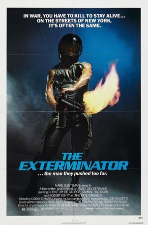 The Exterminator - Movie Poster (thumbnail)