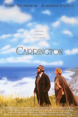 Carrington - Movie Poster (thumbnail)
