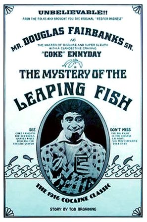 The Mystery of the Leaping Fish - Movie Poster (thumbnail)