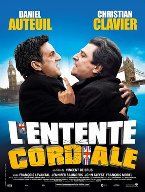 Entente cordiale, L' - French Movie Poster (thumbnail)
