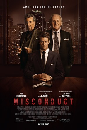 Misconduct - Movie Poster (thumbnail)