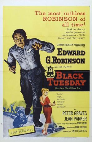 Black Tuesday - Movie Poster (thumbnail)