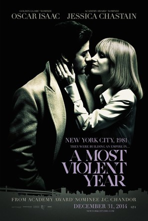 A Most Violent Year - Movie Poster (thumbnail)