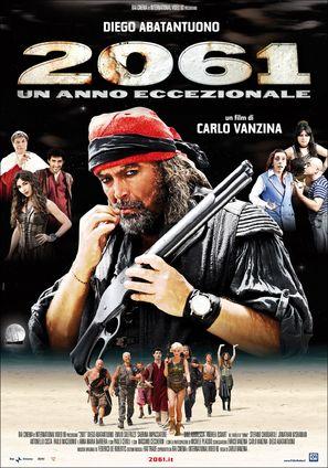 2061: Un anno eccezionale - Italian Movie Poster (thumbnail)