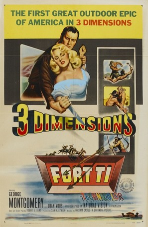 Fort Ti - Movie Poster (thumbnail)