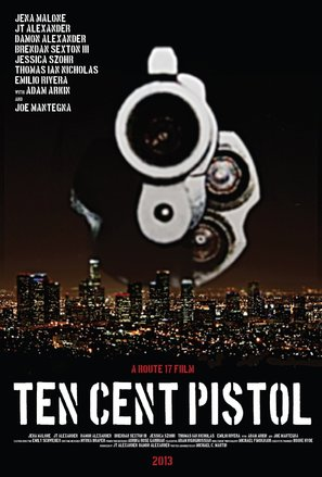 10 Cent Pistol - Movie Poster (thumbnail)