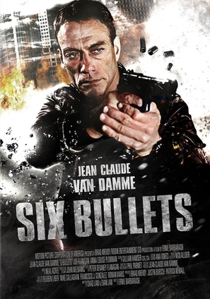 6 Bullets - Movie Poster (thumbnail)