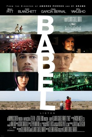 Babel - Movie Poster (thumbnail)