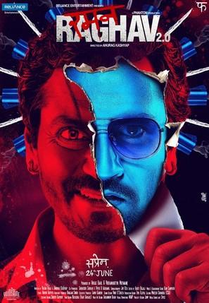 Raman Raghav 2.0 - Indian Movie Poster (thumbnail)