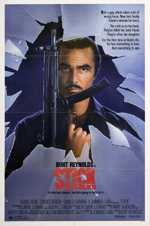 Stick - Movie Poster (thumbnail)