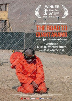 The Road to Guantanamo - British Movie Poster (thumbnail)