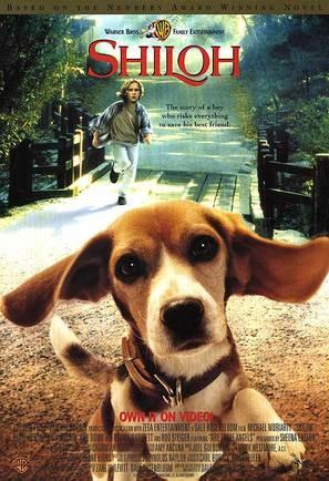Shiloh - Movie Poster (thumbnail)