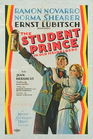 The Student Prince in Old Heidelberg - Movie Poster (thumbnail)