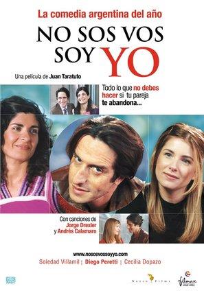 No sos vos, soy yo - Spanish poster (thumbnail)