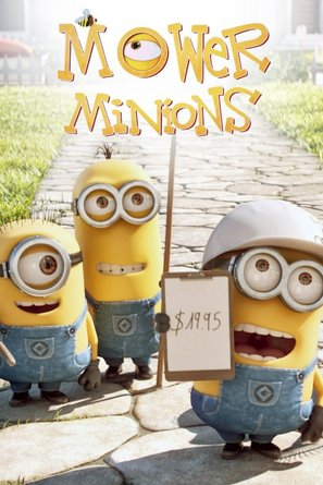 Mower Minions - Movie Poster (thumbnail)