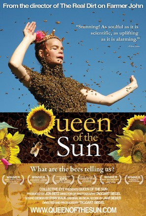 Queen of the Sun: What Are the Bees Telling Us? - Movie Poster (thumbnail)