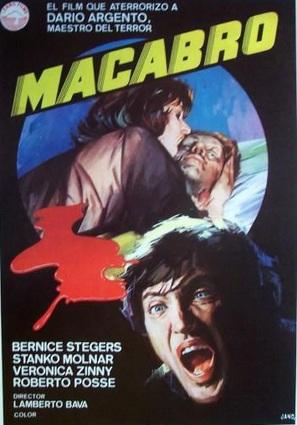 Macabro - Italian Movie Poster (thumbnail)