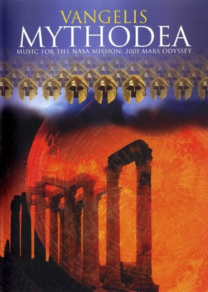 Vangelis: Mythodea - Music for the NASA Mission, 2001 Mars Odyssey - poster (thumbnail)