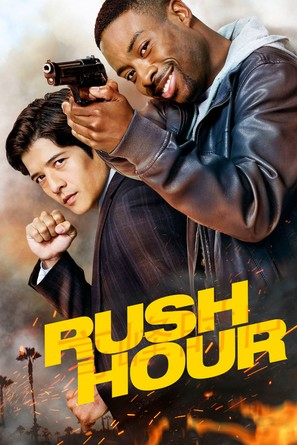 """Rush Hour"" - Movie Poster (thumbnail)"
