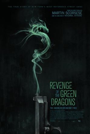 Revenge of the Green Dragons - Movie Poster (thumbnail)