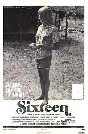 Sixteen - Movie Poster (thumbnail)