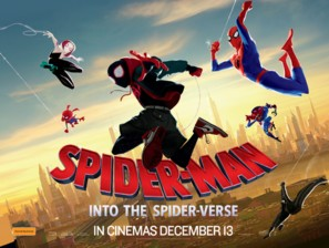 Spider-Man: Into the Spider-Verse - Australian Movie Poster (thumbnail)